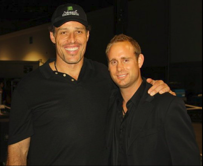 The Personal Development Power of a Tony Robbins Seminar